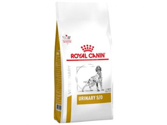 Royal Canin URINARY S/O (УРИНАРИ) сухой лечебный корм для собак