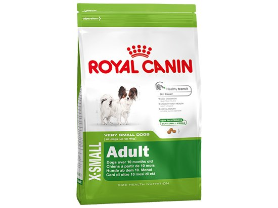 Royal Canin X-SMALL ADULT (СОБАКИ МЕЛКИХ ПОРОД ЭДАЛТ) корм для собак от 10 месяцев