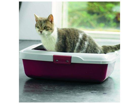 Savic Туалет для котов с бортиком ARISTOS