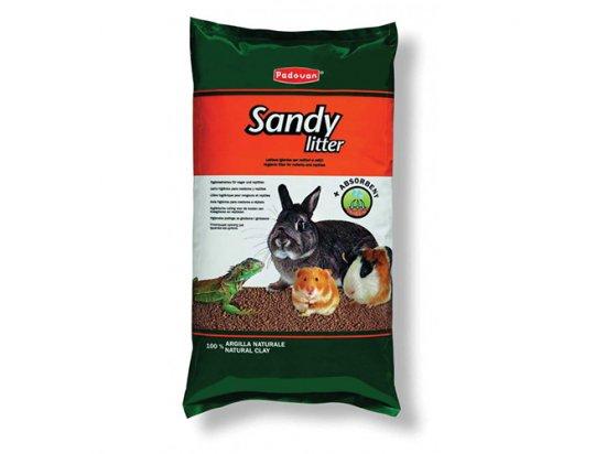 Padovan (Падован) Sandy litter Гигиенический наполнитель для грызунов и рептилий, 4 кг
