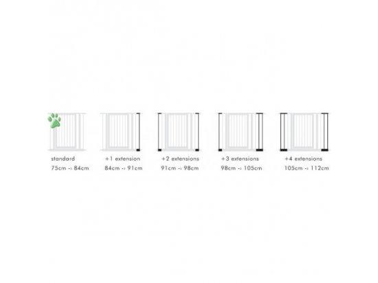 Savic - Дополнительная секция для Дверцы-перегородки DOG BARRIER 75 см