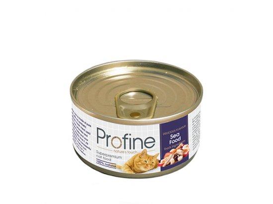 Profine (Профайн) Sea food - консервы для кошек Морепродукты