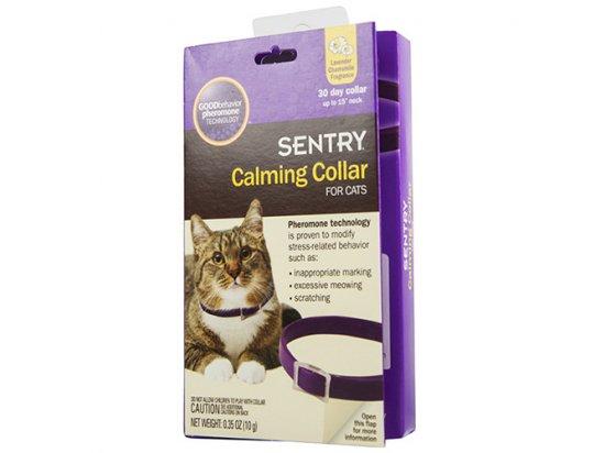SENTRY (Сентри) ХОРОШЕЕ ПОВЕДЕНИЕ успокаивающий ошейник с феромонами для котят и кошек