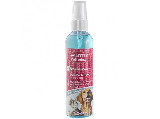 SENTRY Petrodex ДЕНТАЛ СПРЕЙ (Dental Spray) спрей от зубного налета для собак и кошек