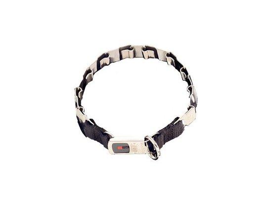 Sprenger NECK-TECH FUN Stainless - пластинчатый металлический ошейник для собак