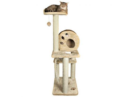 Trixie Salamanca когтеточка для кошек с домиком (43731)
