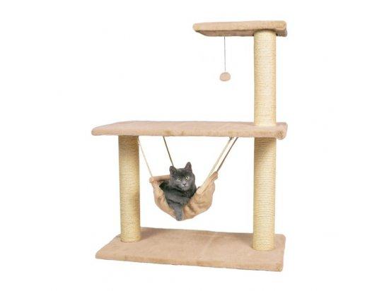 Trixie Morella - когтеточка для кошек с гамаком (43961)