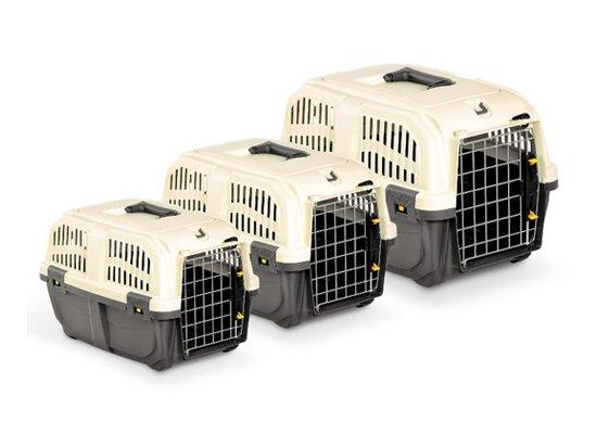 Переноска SKUDO IATA - Пластиковый бокс для транспортировки животных