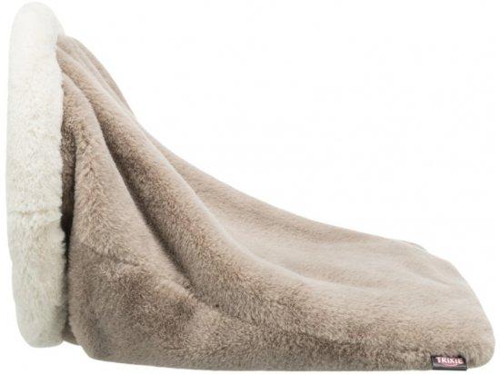 Trixie AMIRA лежак мешок для кошек с металлическим кольцом
