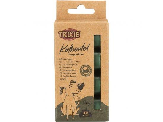 Trixie - Сменные биоразлагаемые пакеты для фекалий (23470)