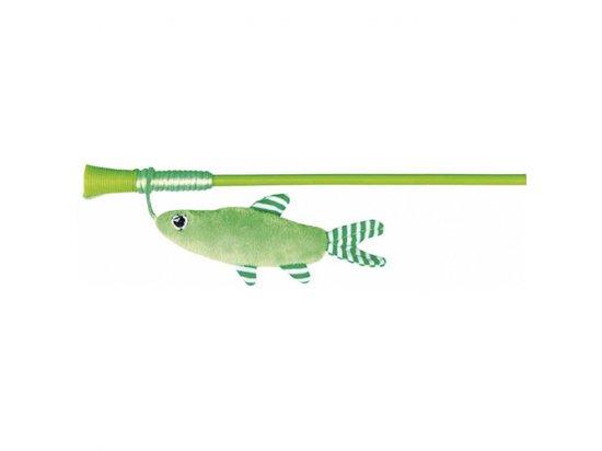 Trixie Удочка-дразнилка с рыбкой для кошек (45742)