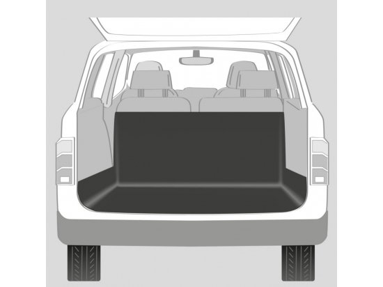 Trixie Автомобильная подстилка для собак в багажник (1318)