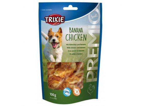 Trixie (Трикси) Лакомство для собак с курицей и бананом