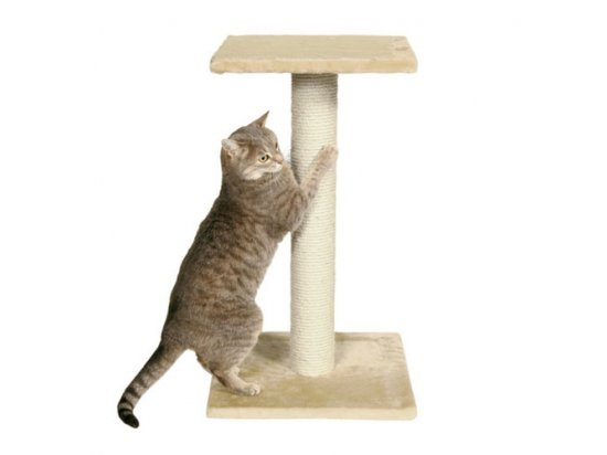 Trixie ESPEJO - когтеточка-столбик с полкой (4334)