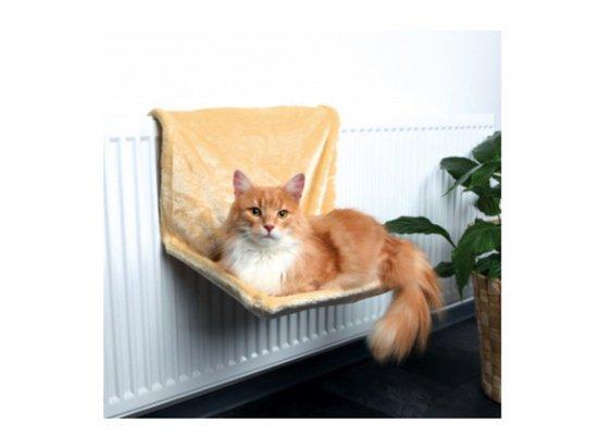 Trixie Гамак на батарею для кошек бежевый (43201) (СКИДКА 15%)