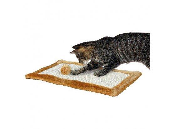Trixie КОВРИК С МЯЧИКОМ драпка для кошек, сизаль (4325)
