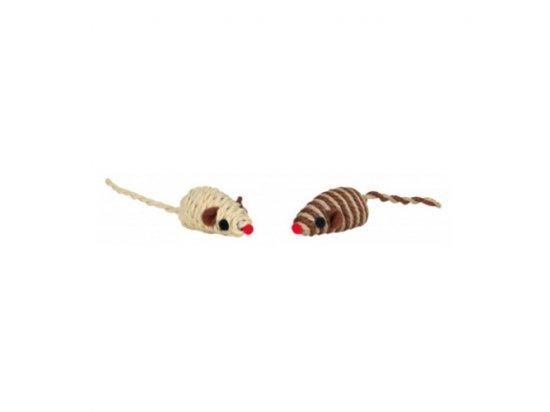 Trixie (Трикси) МЫШКА С ПОГРЕМУШКОЙ игрушка для кошек (45808)