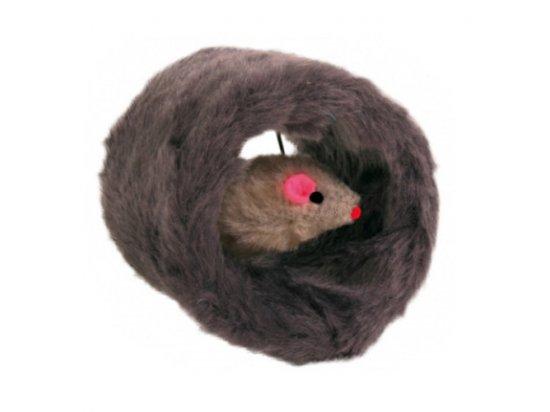 Trixie МЫШЬ В НОРКЕ игрушка для кошек (4524)