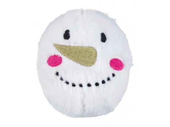 Trixie СНЕЖОК игрушка новогодняя для собак со звуком, плюш (92497)