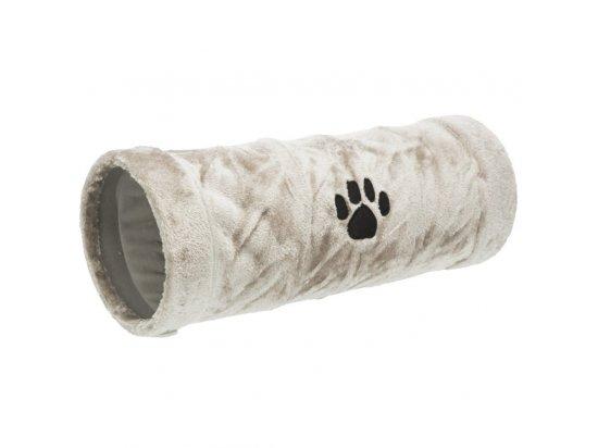 Trixie Шуршащий туннель для кошек плюшевый