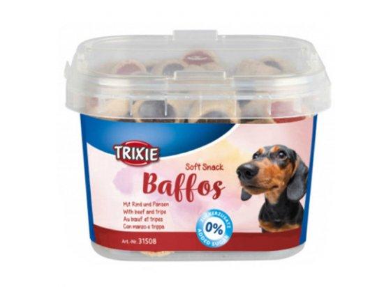 Trixie Baffos - Лакомство для щенков и мелких собак с говядиной и желудком