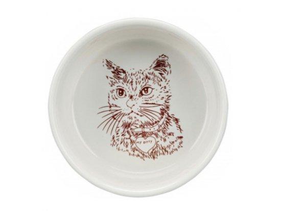Trixie CAT Керамическая миска для кошки (4010)