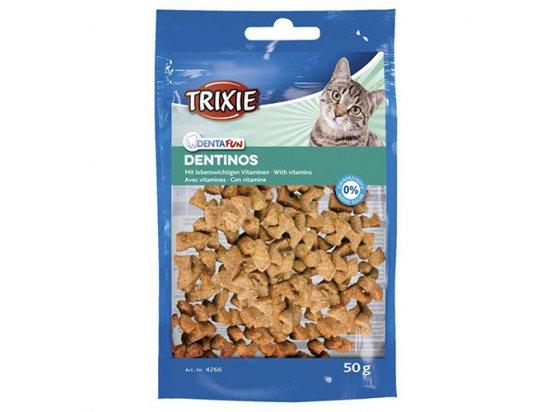 Trixie Лакомство для кошек DENTINOS с витаминами