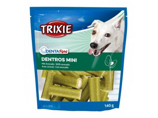 Trixie Dentros Mini жевательные палочки с авокадо - лакомство для собак