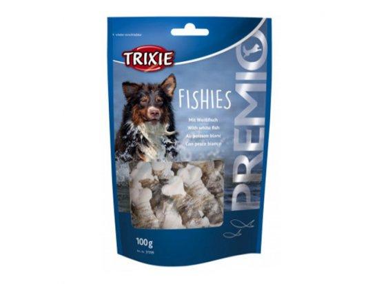 Trixie FISHIES лакомство для собак косточки с рыбой