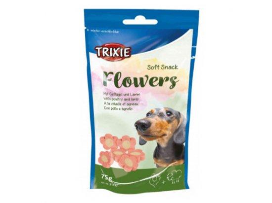 TRIXIE Flowers Лакомство для собак с ягненком и курицей