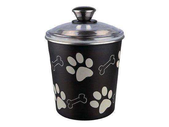 Trixie Food and Snack Jar - Контейнер металлический для хранения сухого корма (25240)
