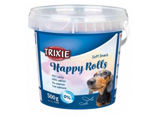 Trixie Happy Rolls - Лакомство для собак с лососем