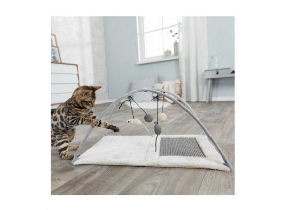 Trixie Mat Когтеточка для кошки с игрушками (43114)