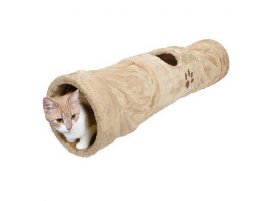 Trixie Playing Tunnel - Игровой плюшевый тоннель для кошек