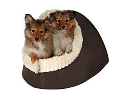 Trixie (Трикси) TIMUR CAVE (ТИМУР ПЕЩЕРА) домик для кошек и собак мелких пород, плюш (36320)