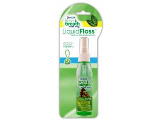 Tropiclean (Тропиклин) LIGUID FLOSS (ЖИДКАЯ ЗУБОЧИСТКА) для собак и кошек