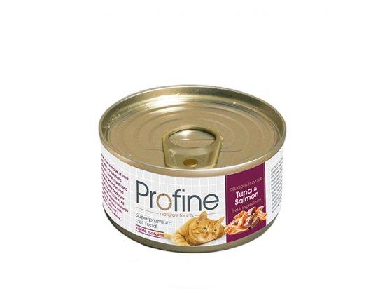 Profine (Профайн) Tuna & Salmon - консервы для кошек Тунец и Лосось