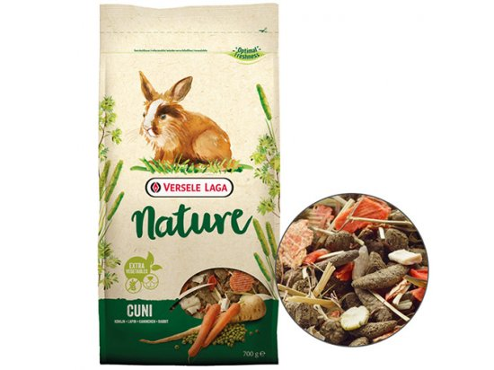 Versele-Laga (Верселе-Лага) CUNI NATURE (КУНИ НАТЮР) суперпремиум корм для кроликов