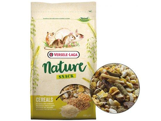 Versele-Laga СНЭК НАТЮР ЗЛАКИ (Snack Nature Cereals) лакомство для грызунов, 500 г