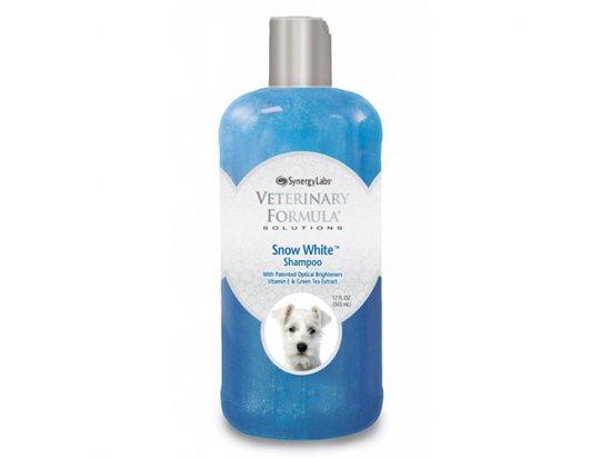 Veterinary Formula® Snow White Shampoo - БЕЛОСНЕЖНО БЕЛЫЙ шампунь для собак и кошек 503 мл