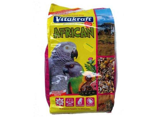 Vitakraft (Витакрафт) African Корм для крупных африканских попугаев, 750 г