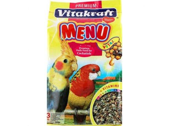 Vitakraft (Витакрафт) Menu корм для австралийских попугаев