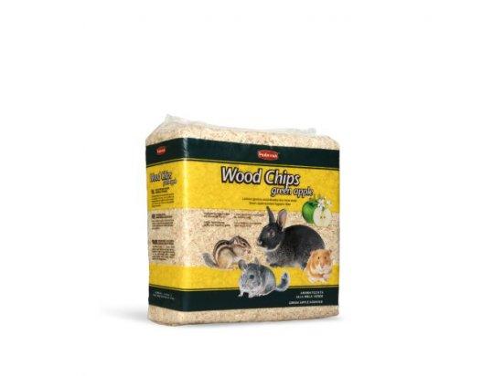 Padovan (Падован) Wood chips greenapple Гигиенический наполнитель ЗЕЛЕНОЕ ЯБЛОКО, 1 кг