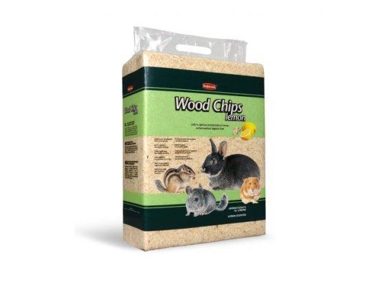 Padovan (Падован) Wood chips lemon Гигиенический наполнитель ЛИМОН
