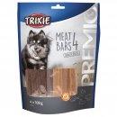 Trixie 4 MEAT BARS лакомство для собак (курица/утка/ягнёнок/лосось), 400 г (31853)