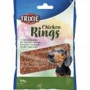 Trixie Chicken Rings куриные кольца - лакомство для собак, 100 г (31665)