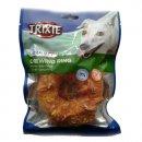Trixie Denta Fun Chewing Ring with Chicken - кость-кольцо с курицей - лакомство для собак