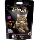 AnimAll Фиолетовый аметист - Силикагелевый наполнитель для кошачьего туалета Серия PREMIUM EDITION