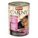 Animonda (Анимонда) Carny Adult Multi-Fleischcocktail - консервы для кошек МУЛЬТИМЯСНОЙ КОКТЕЙЛЬ, кусочки в соусе 400 г