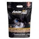 AnimAll Expert Choice - Древесный, гранулированный наполнитель для кошачьих туалетов